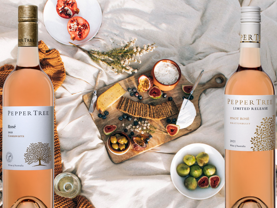 Pepper Tree Limited Release – Pinot Noir Rosé 2021