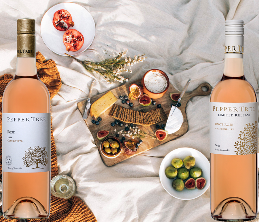 Pepper Tree Limited Release Pinot Noir Rose 2021 Image