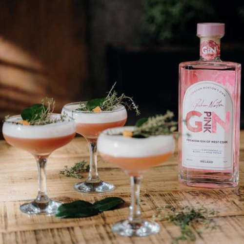 Celebrating World GIN Day! Graham Norton's Pink Gin
