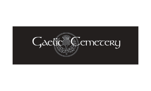 Gaelic Cemetery Logo