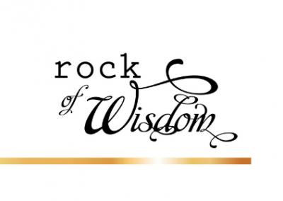 ROCK OF WISDOM